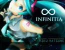 【初音ミク】 ∞ INFINITIA 【オリジナル】【修正版】
