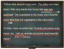 【ニコニコ動画】【実況】ニコニコ英語講座 構文編part1 【後編】を解析してみた