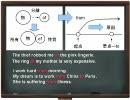 【ニコニコ動画】【実況】ニコニコ英語講座 文法補強編~前置詞【後編】~を解析してみた