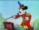 ディズニー短編アニメーション ミッキーの大演奏会(1935)