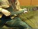 【ニコニコ動画】【東方】砕月弾いてみた【ソロギター】を解析してみた