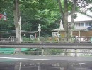 和田峠(陣馬街道) 西←東1/2 (恩方二小前T字路から途中まで)