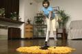 掃除エクササイズ2