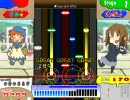 けいおん!EX Cagayake!GIRLS ポップン譜面 thumbnail