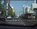 【ニコニコ動画】【車載動画】岡山市 中心部ドライブ②を解析してみた
