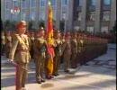 朝鮮人民軍創建60周年記念パレード②