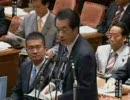 民主党菅直人議員 平成21年度補正予算についての質疑 (前編)