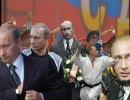 【ニコニコ動画】【東方恐露西亜】首相プーチンを解析してみた