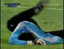 サッカーアジアカップ GK2007 日本VSサウジ