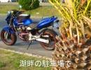 H10-1 ホーネットで2泊3日、静岡・長野ツーリング 2/3