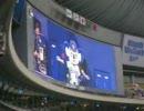 【ニコニコ動画】20090515試合前にビジョンで遊ぶドアラを解析してみた