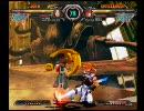 GGXXAC対戦動画 EXSO vs EXMA_3(声有)