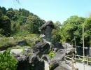 VFRでアレな石を見に行ったよ。