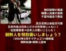 【ニコニコ動画】朝鮮服切り裂き魔事件を解析してみた