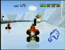 ハマーDがマリオカートをプレイしたようです終爆走兄弟レッツ&ゴー!!