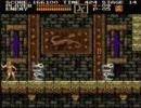 悪魔城ドラキュラ X68000版 STAGE13〜18