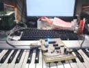 【ニコニコ動画】けいおん!の「ふわふわ時間」を自作YMZ294ボードで (コード進行表示付き)を解析してみた