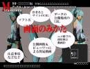 ボーカロイド 3Dモデリングデータ図鑑 1.初音ミク編(1)