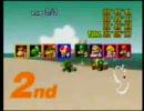 マリオカート64を気晴らしにプレイ