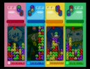 Wii版ぷよぷよ! 4人対戦「ぷよ通」