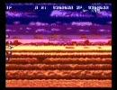 サンダークロス(コナミ・1988.10)7周目+驚異現象(バグ)