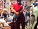 【巡音ルカ・初音ミク】「magnet」にギター足してみた。
