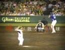 【ニコニコ動画】藤川球児対T・ウッズ 球児を変えた勝負の11球 1/2を解析してみた