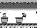 スーパーマリオランド2 6つの金貨(白黒)をやってみる4