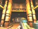 DOOM3プレイムービー26-2 -Caverns Area 2-