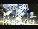 銀魂&BLEACH  中の人繋がり(修正)