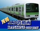 【A列車で行こう】月刊ニコ鉄動画ランキング 2009年5月版