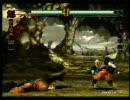 サムライスピリッツ2の対戦動画(ロボ磐馬 対 ガルフォード)02