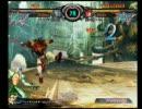GGXXAC対戦動画 EXSO vs EXVE_2-3(声有)