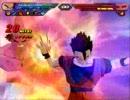【DBZ】ドラゴンボールZ Sparking NEO (PS2) 悟飯vsブウ