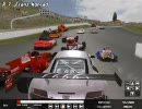 (GTR2) ラリーコースでバトルロイヤル