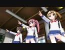 【Dance×Mixer】咲-Saki-ED 熱烈歓迎わんだーらんど