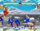 ハイパーストリートファイターII闘劇'07ミカド予選大会 1回戦2