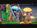 雨の犬祭り