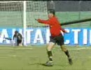 (サッカー) ある意味スーパープレイな審判