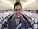 NZ航空の機内ビデオではCAが裸で出演するらしい【ボディペイント】 thumbnail
