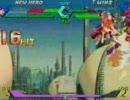X-MEN VS STREET FIGHTER bas VS huger - 06