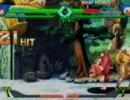 X-MEN VS STREET FIGHTER bas vs huger - 12