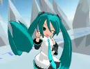 【MikuMikuDance】 ちびミクで物理演算テスト3(おわり) thumbnail
