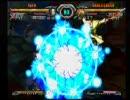GGXXAC対戦動画 EXKY vs EXTE_1(声有)