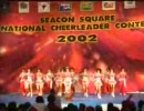 Bangkok University Cheerleading Team 2002 (Final-Show)