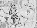 【鏡音リン・レン】Ebrio-陶酔【オリジナル曲:手描きPV付】