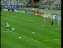 【伝説の宇宙人】サッカー 伝説ジダン W杯 フランス 対 サウジ