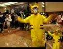 【香港】ピカチュウマンがチルノのパーフェクトさんすう教室を踊った