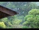 【ニコニコ動画】雨の音(リピート再生用)を解析してみた