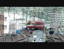 早朝の京急品川駅2
